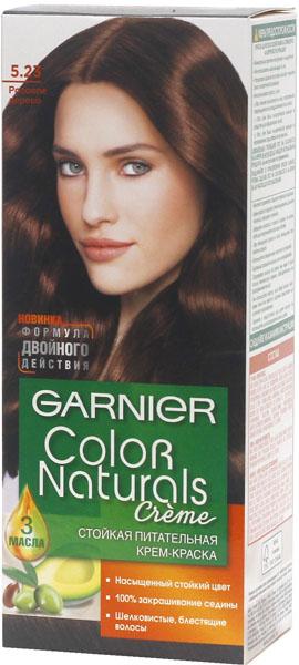 Розовое дерево краска для волос гарньер
